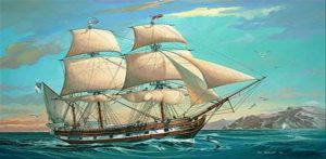 barco darwin