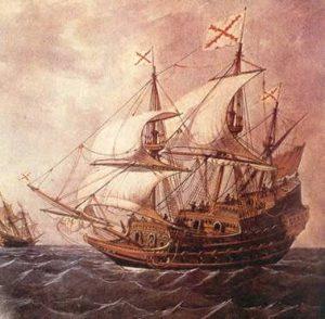 barco galeon