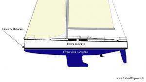 borda barco