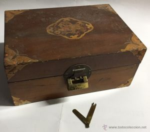 caja candado