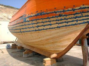 casco barco