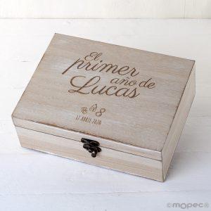 cofre madera