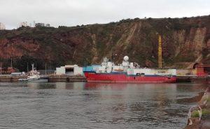 ddr vessels