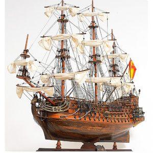 galeon barco
