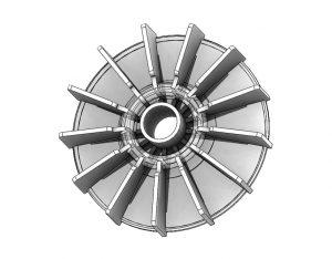 helice motor