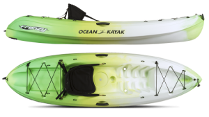 kayak frenzy