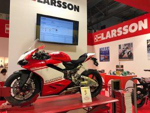 larsson moto