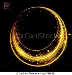 luz circular