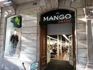 mando outlet