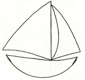 molde barco