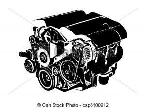motor vector