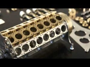 motores en w