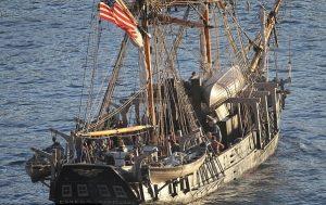 pequod barco