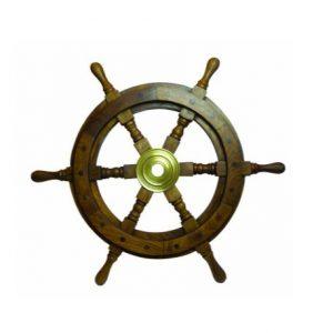 rueda de timon