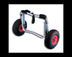 ruedas kayak