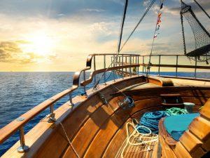 sonar barco