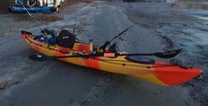 sonda kayak