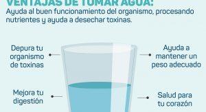 toma del agua
