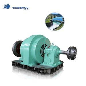 turbina de agua