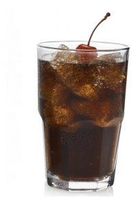 vaso de refresco