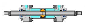 vastago cilindro