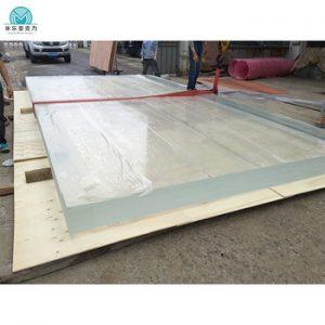 vidrio acrilico