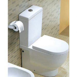 wc compacto